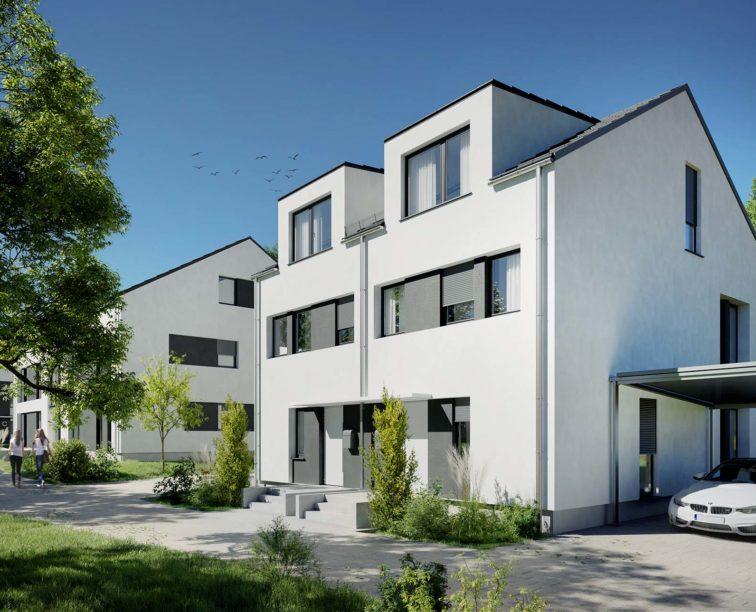 Quartier Schoenfeld Tagesdarstellung